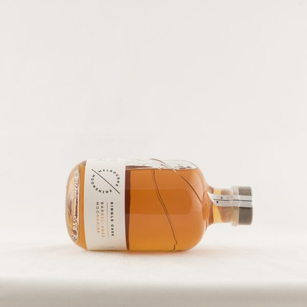 Melbourne Moonshine Barrel Aged 700ml, Whisky, Online Bottle Shop, Liquor, Alcohol, The Cocktail Shop, Australia