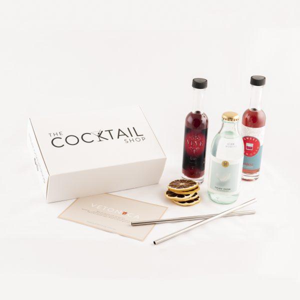 VeTonica Cocktail Kit, Cocktail Subscriptions, The Cocktail Shop, Australia
