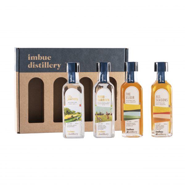 Australian Gin Gift Pack, Imbue Distillery, The Cocktail Shop, Australia
