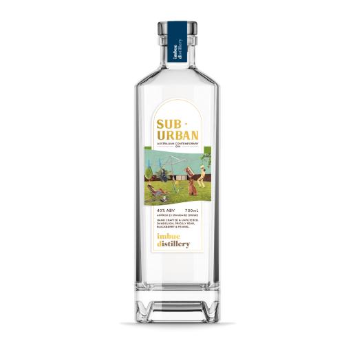 Suburban Gin by Imbue Distillery, The Cocktail Shop, Australia