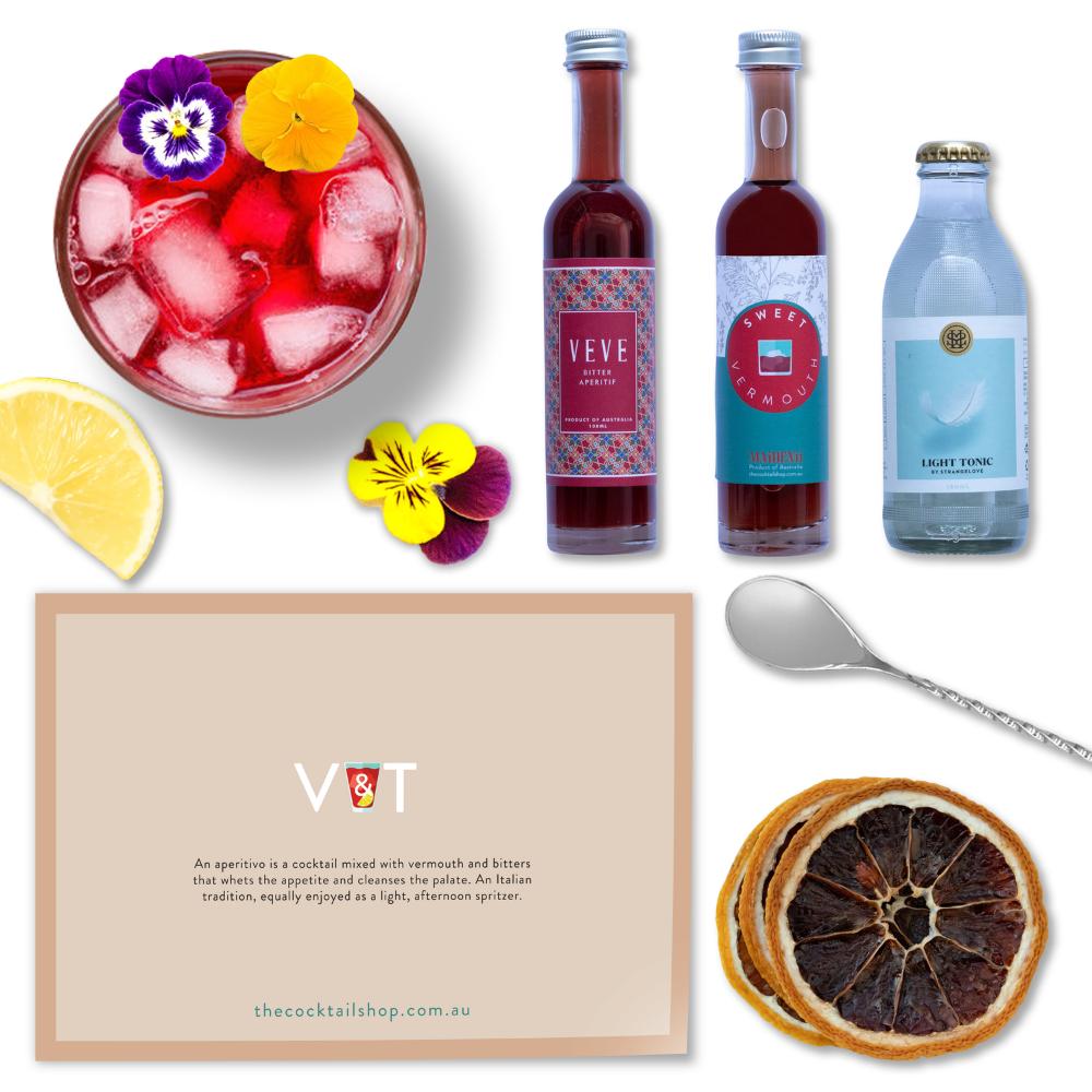V&T Cocktail Kit