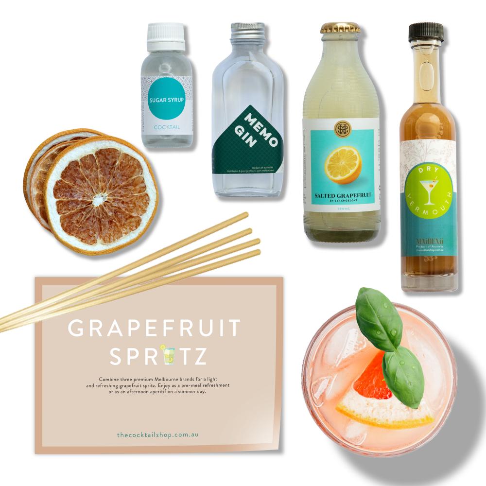 Grapefruit Spritz Cocktail Kit